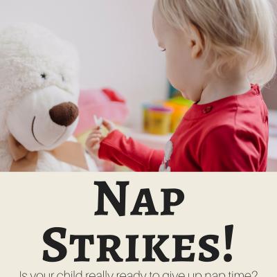 Nap Strikes!