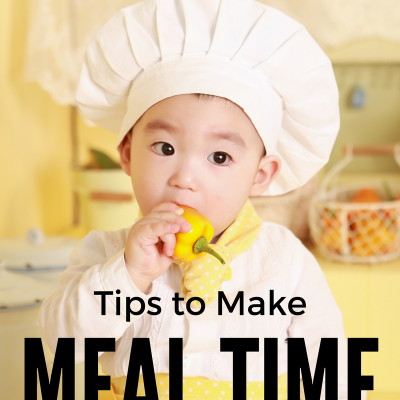 Tips to Make Meal Time Fun for Everyone