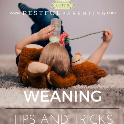 Weaning Tips and Tricks