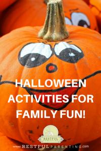 Halloween Activities for Family Fun!