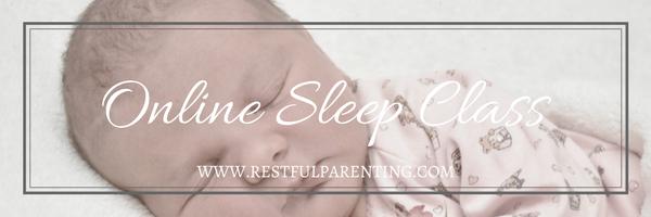 Online Sleep Class