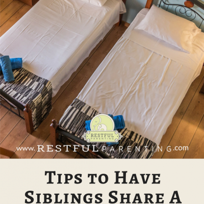 Tips to Have Siblings Share A Bedroom Successfully