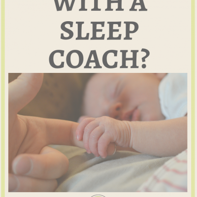 Why work with a sleep coach?